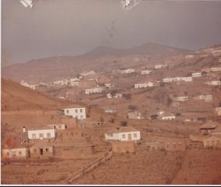 Famine and drought in Cape Verde