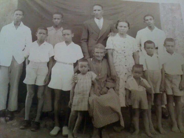 The Cardoso Family from Santo Antonio, Fogo